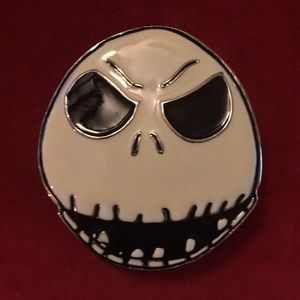 Official Disney Jack Skellington Belt Buckle